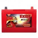 Exide Mileage Red MRED 105D31L