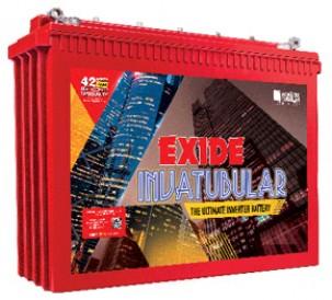 Exide Inva Tubular IT 500 12V 150AH