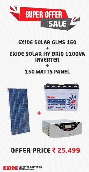 Exide Inverter Batteries Chennai Super Offer Sale 4