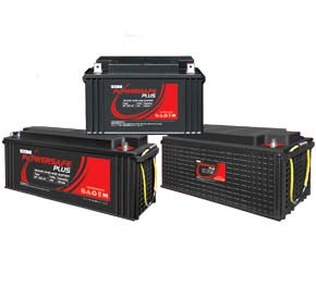 VRLA EXIDE POWERSAFE PLUS RANGE