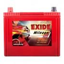 Exide Mileage Red MRED 80D26R
