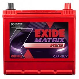 Exide Matrix Red MT 75D23L