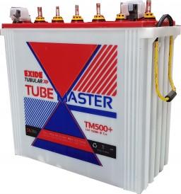 Exide Tube Master Tall 500+