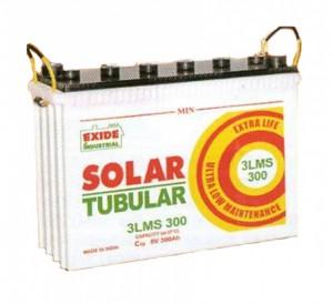 Exide Solar 3LMS 300